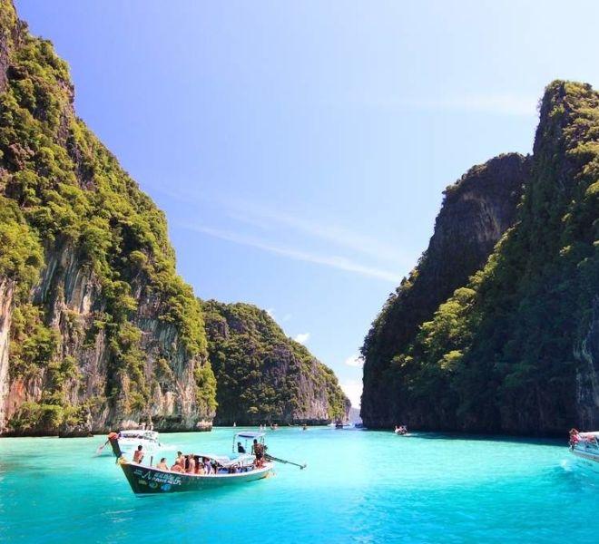 Phi Phi Island Tour ab Phuket online buchen