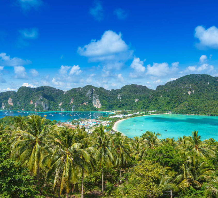Phi Phi Island Tour from Phuket