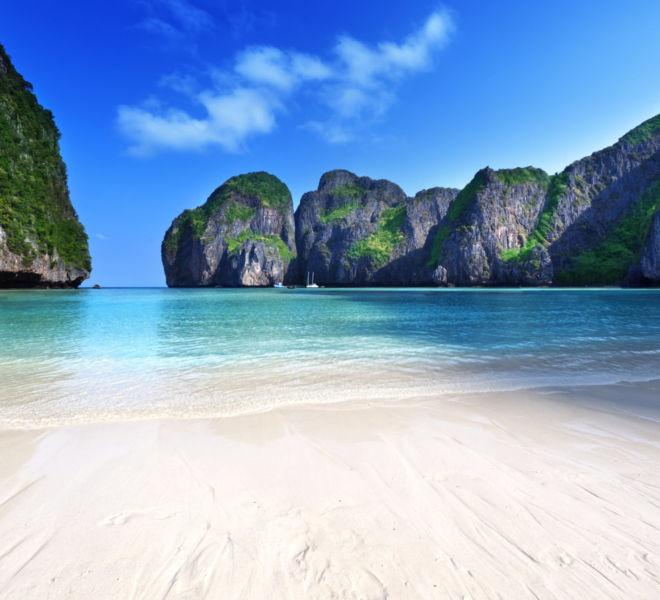 Maya Bay Phi Phi Island Tour ab Phuket online buchen