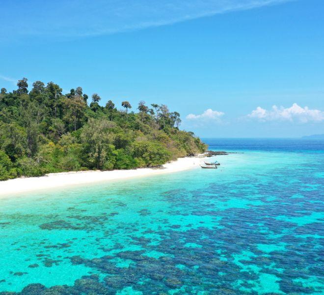 Ko Rok Island Tour - Touren ab Phuket online Buchen | PhuketKokosnuss
