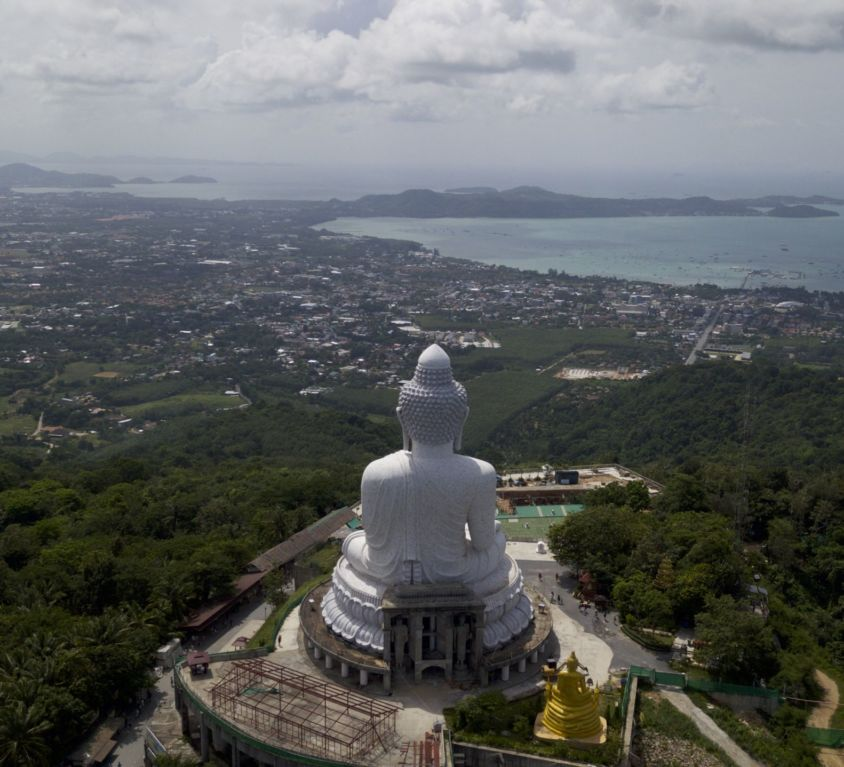 Phuket Big Buddha Tour