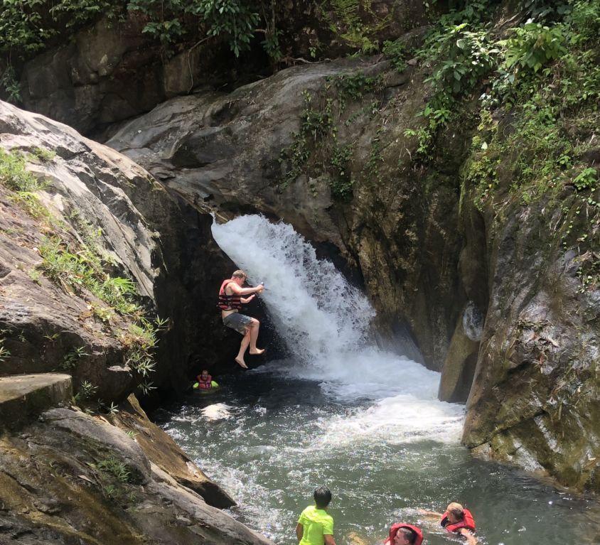 Kapong Tubing & Elephanttrekking