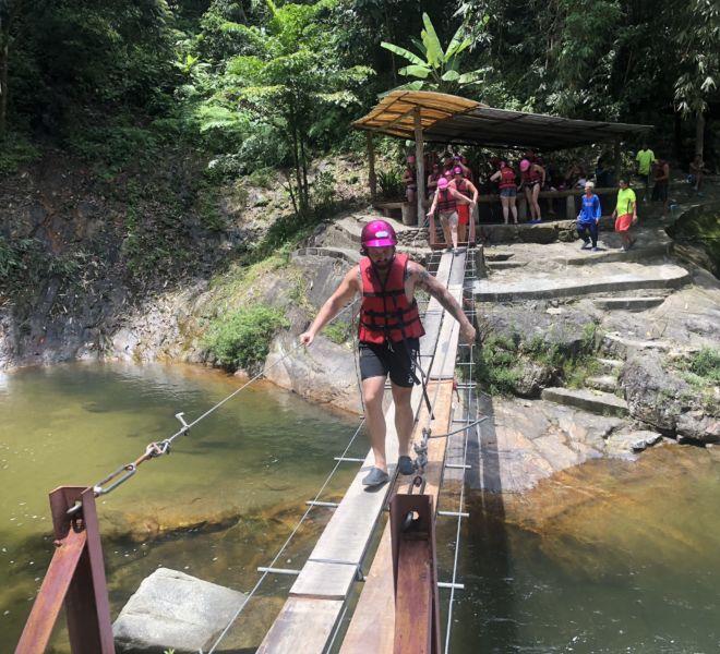 Kapong Tubing & Elefanten Park
